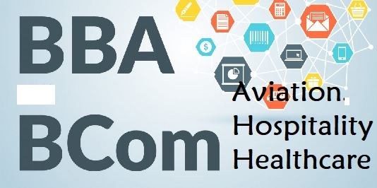 Aviation, Hospitality and Healthcare