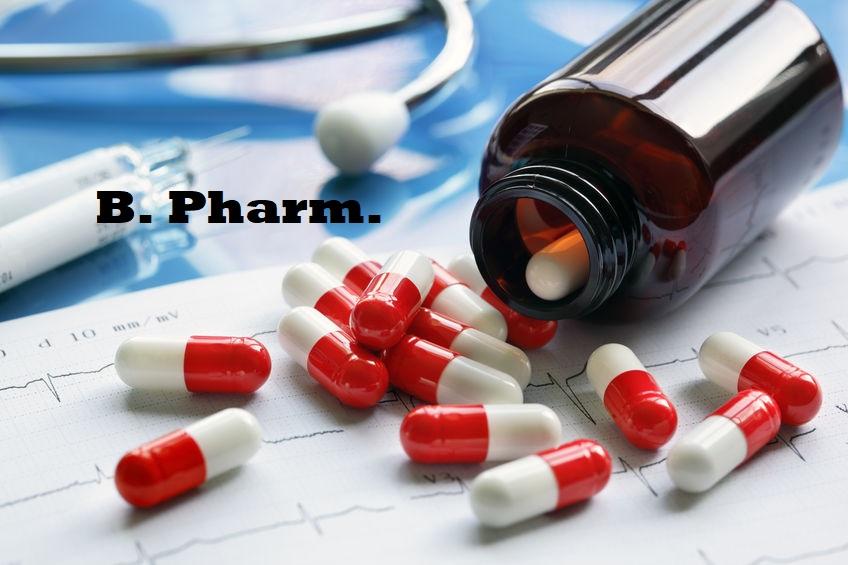 Bachelor of Pharmacy (B. Pharm.)