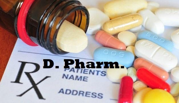 Diploma in Pharmacy (D. Pharm.)